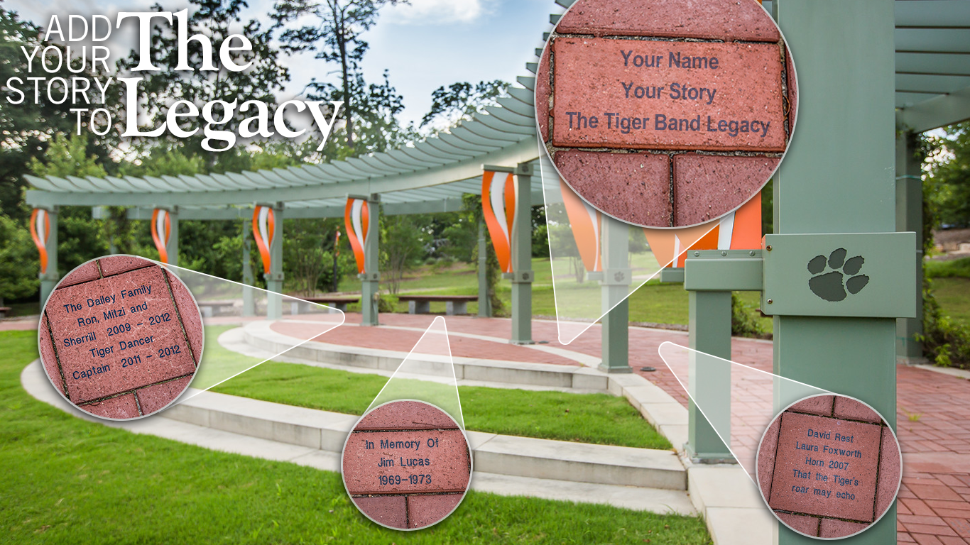 Add Your Story to the Legacy with the Purchase of a CUTBA brick